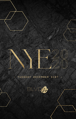 Blvd44 flyer NYE 2020